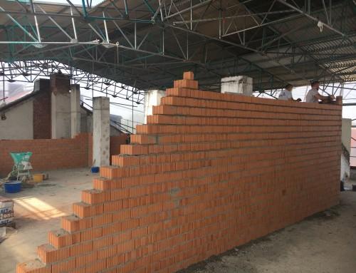 Neuerrichtung und Ausbau des Dachgeschosses eines Mehrfamilienhauses