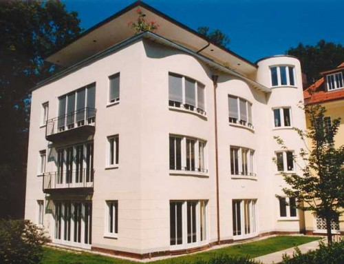 Neubau eines Mehrfamilienhauses (10 WE) mit Tiefgarage