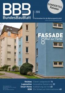 BundesBauBlatt 03/2016