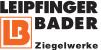 LEIPFINGER-BADER - Ziegelwerke