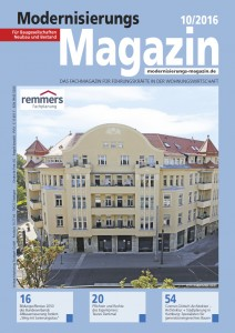 Modernisierungs Magazin 10-2016