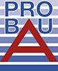 PRO-BAU Baumanagement GmbH Logo