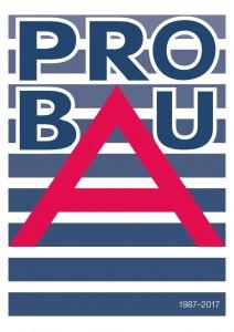 PRO-BAU Prospekt 1987-2017