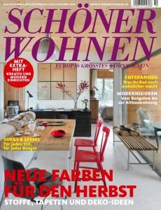 Schöner Wohnen 10 / 2014 - Titel