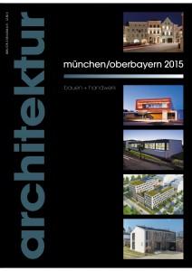Architektur München & Oberbayern 2015