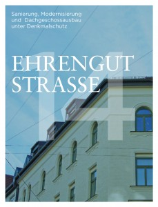 Broschüre Ehrengutstr. 14